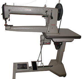 The Cowboy CB5500 leather stitcher