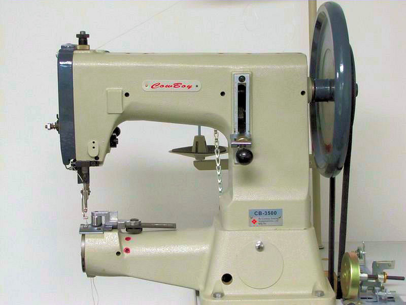 Toledo Industrial Sewing Machines Cowboy CB40 Leather Stitcher Enchanting Industrial Leather Sewing Machines For Sale