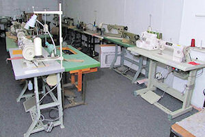 Toledo Industrial Sewing Machines - Parts