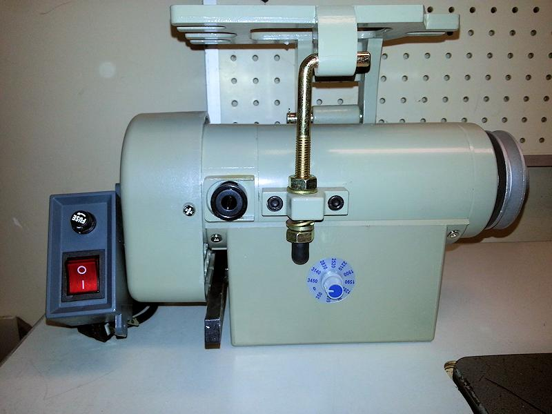 Toledo Industrial Sewing Machines Motors