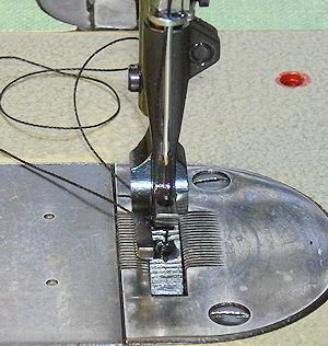 Toledo Industrial Sewing Machines Ltd About Walking